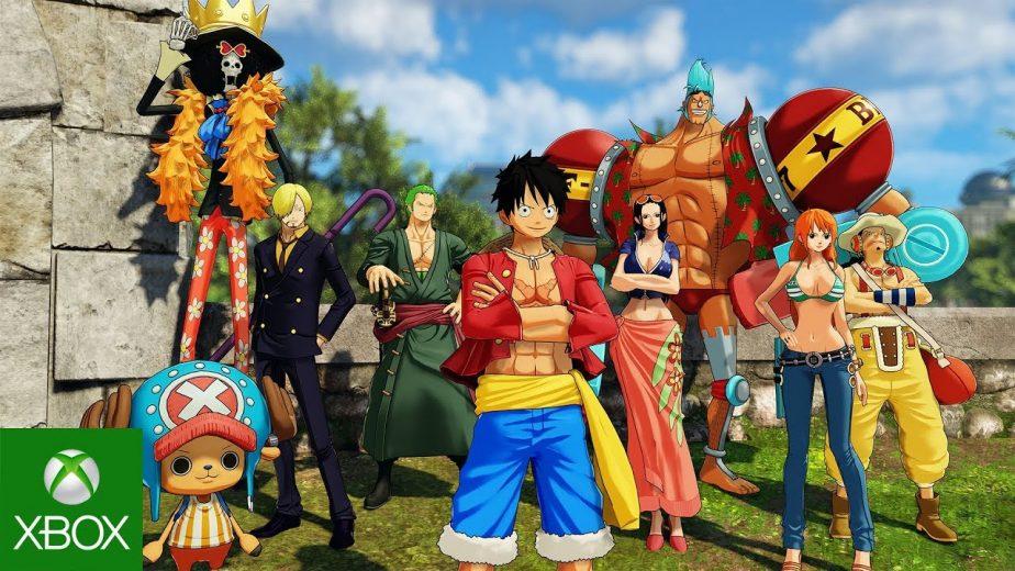 One Piece World Seeker Metacritic