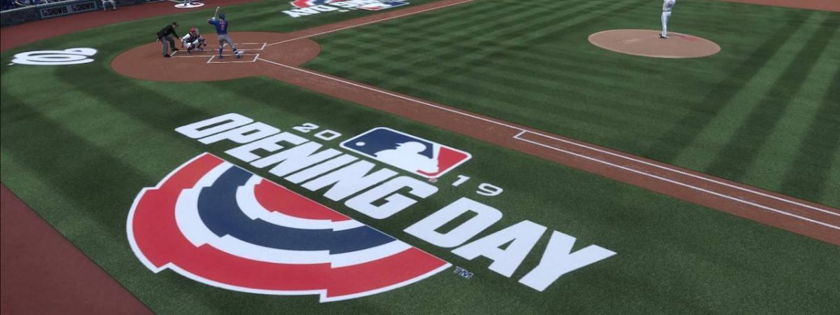Opening Day 2019 MLB The Show