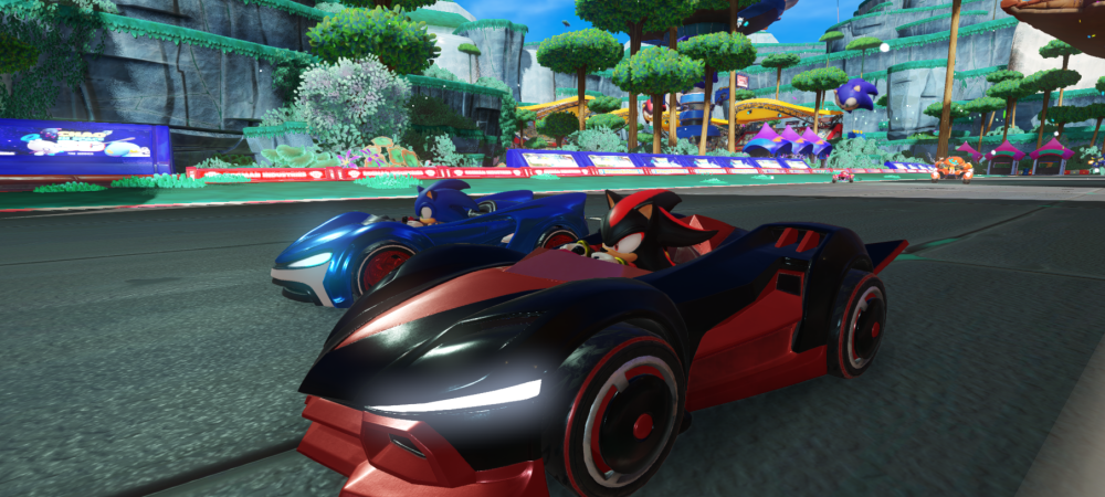 A new Sonic Racing game will come to iOS devices