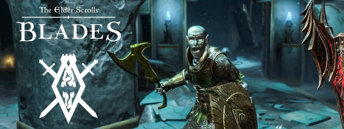 The Elder Scrolls Blades Available in Early Access