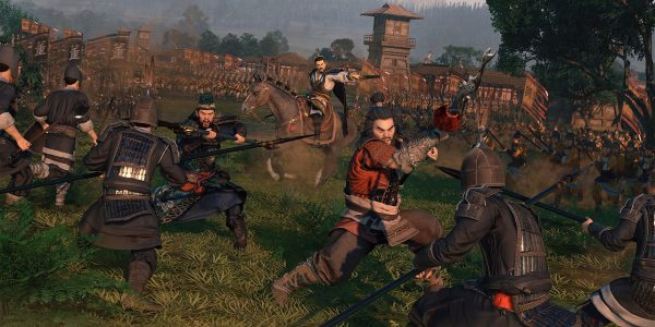 Total War Three Kingdoms PC System Requirements Cover