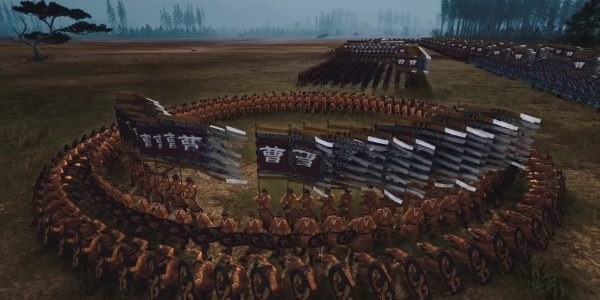 Total War Three Kingdoms Unit Sizes Extreme