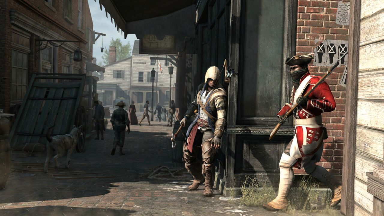 Assassin S Creed 3 Remastered Includes Gameplay Tweaks And