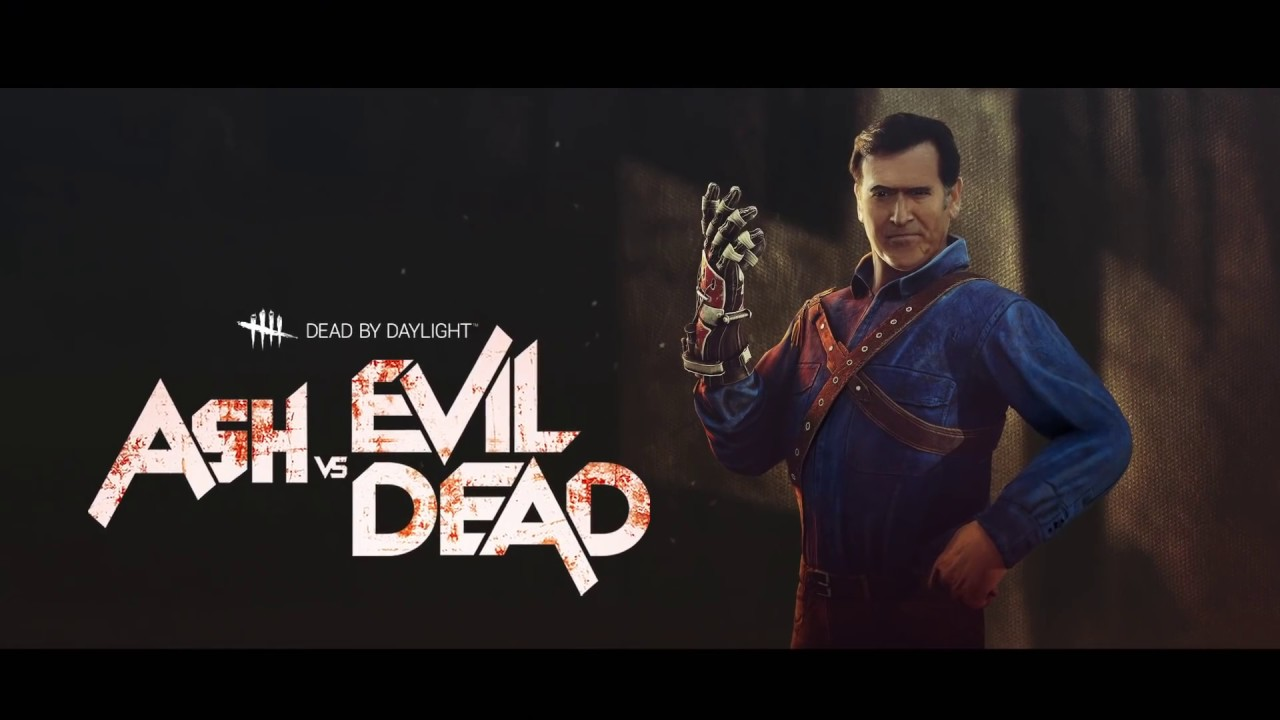 Ash Williams is coming to Dead By Daylight