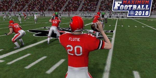 Doug Flutie's Max Football details