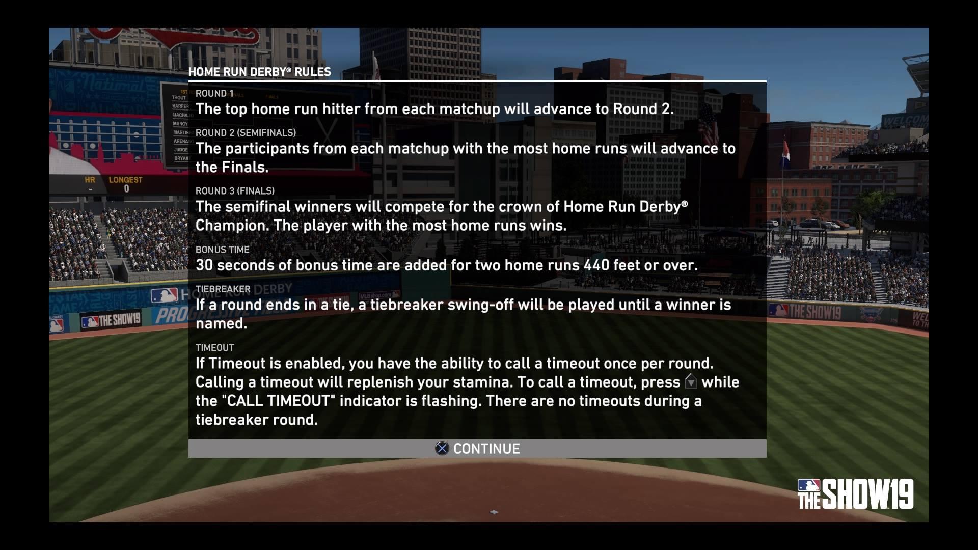 Home Run Rules