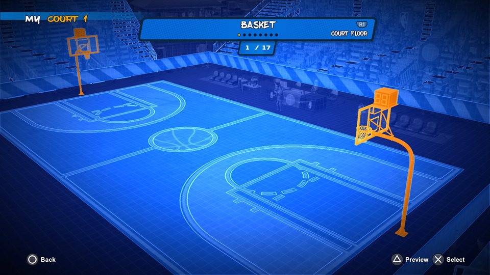 NBA 2K Playgrounds 2 Court Editor: How To Change & Customize Courts