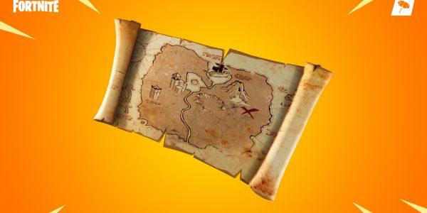 Fortnite Buried Treasure