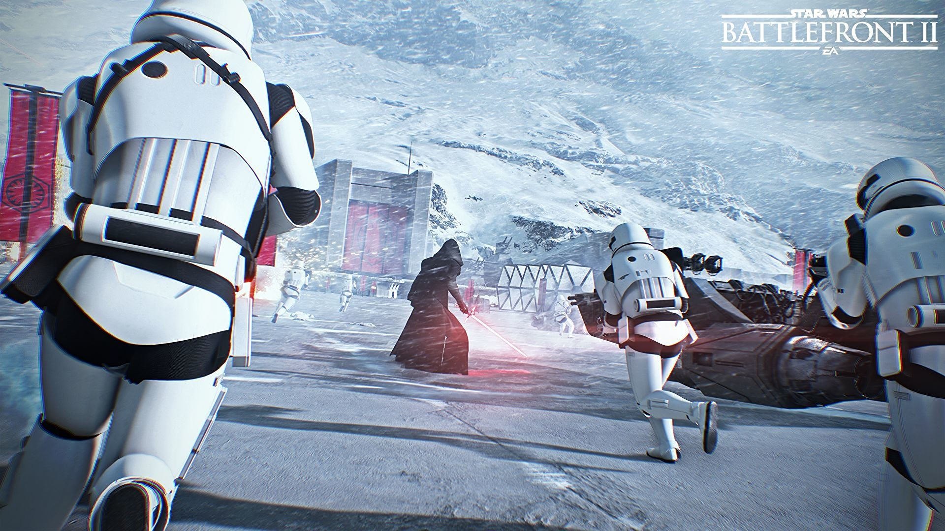 Star Wars Battlefront 2 Infiltrator Reinforcements