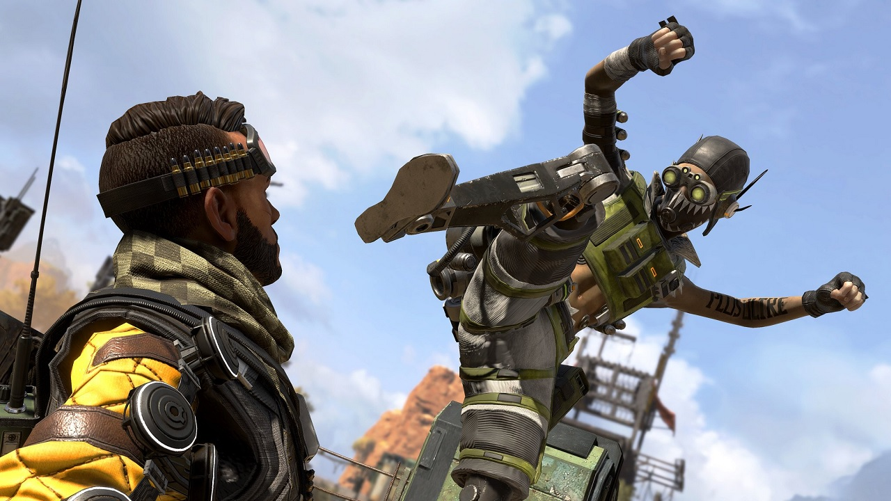 Respawn Turns to Hardware ID Bans in War Against Apex Legends Cheaters