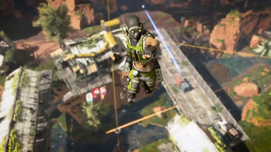 Apex Legends Update Briefly Introduces Penalty System
