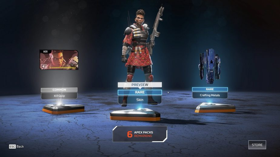 Apex Legends Won't be Abandoned by Respawn