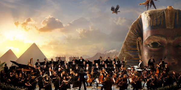 Assassin's Creed Symphony will be accompanied by holographic characters on stage