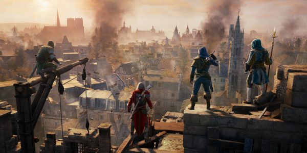 Assassin's Creed Unity Positively Review Bombed