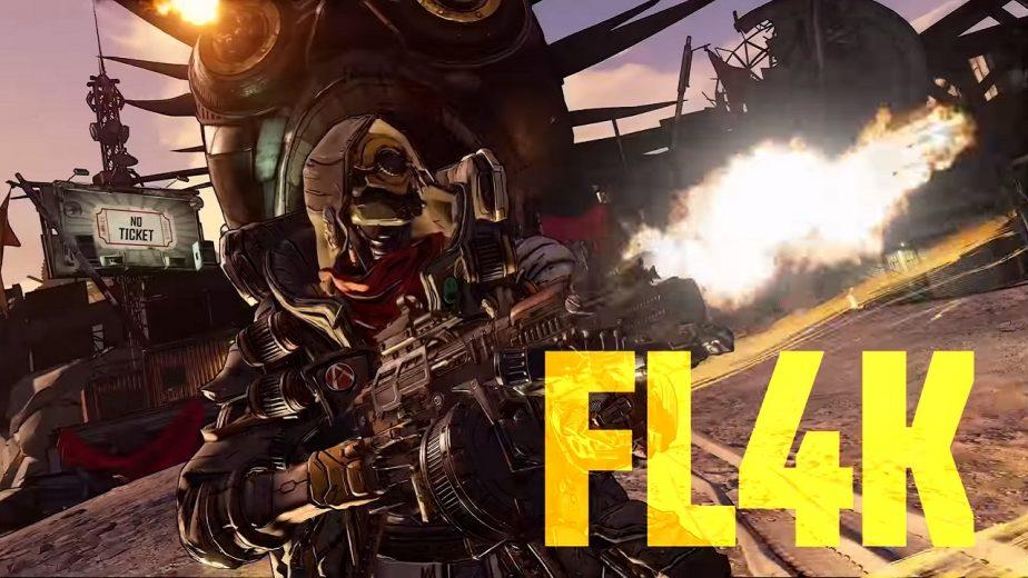 Borderlands 3 Gameplay FL4K