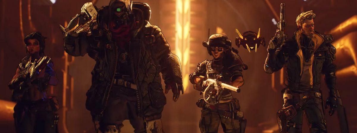 Borderlands 3 Gameplay Reveal Stream in Three Days