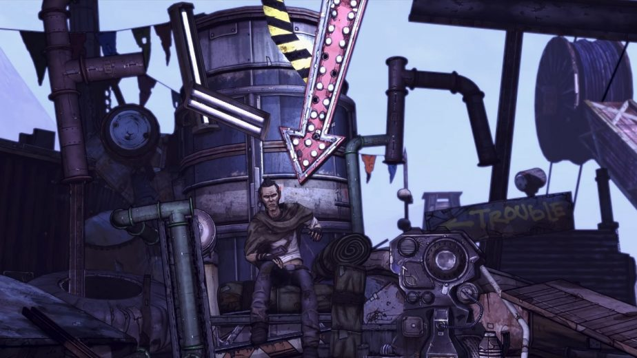Borderlands Game of the Year Edition Released 2