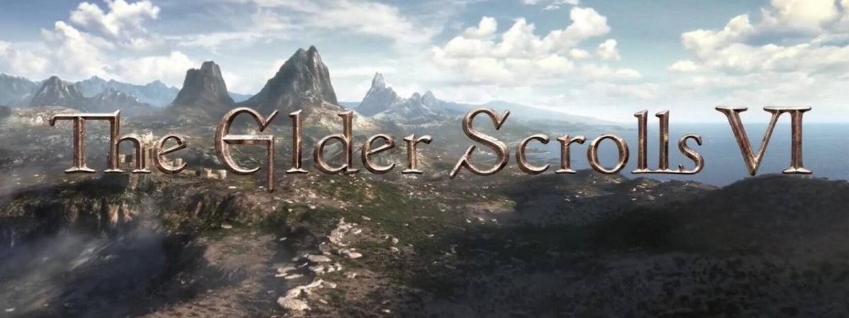 Elder Scrolls 6 Won't be at E3 2019