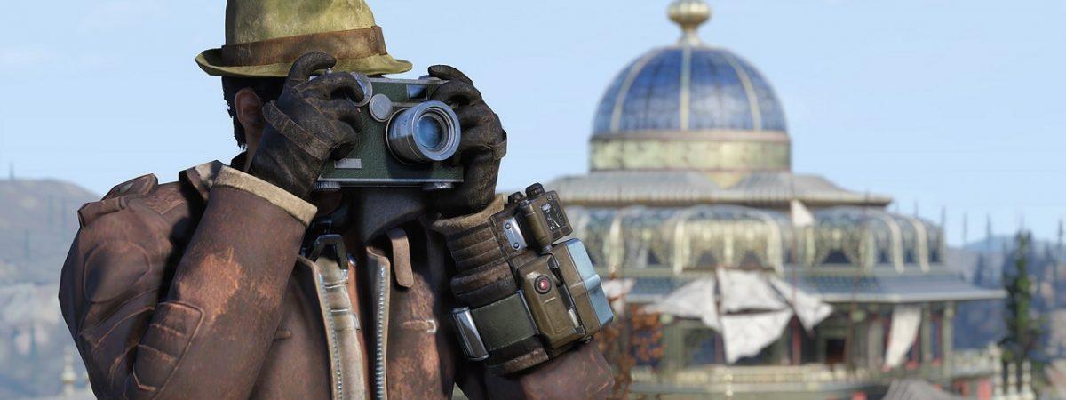Fallout 76 Camera Item Delayed