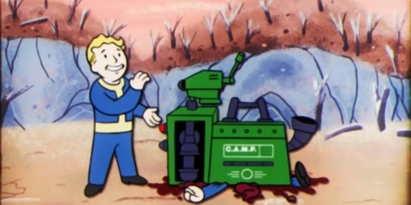 Fallout 76 Update Adds C.A.M.P. Protections