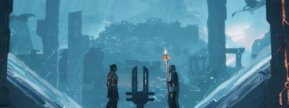 Fate Of Atlantis Takes Odyssey To New Depths