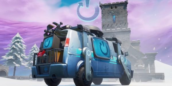 Fortnite Respawn Mechanics Reboot Van