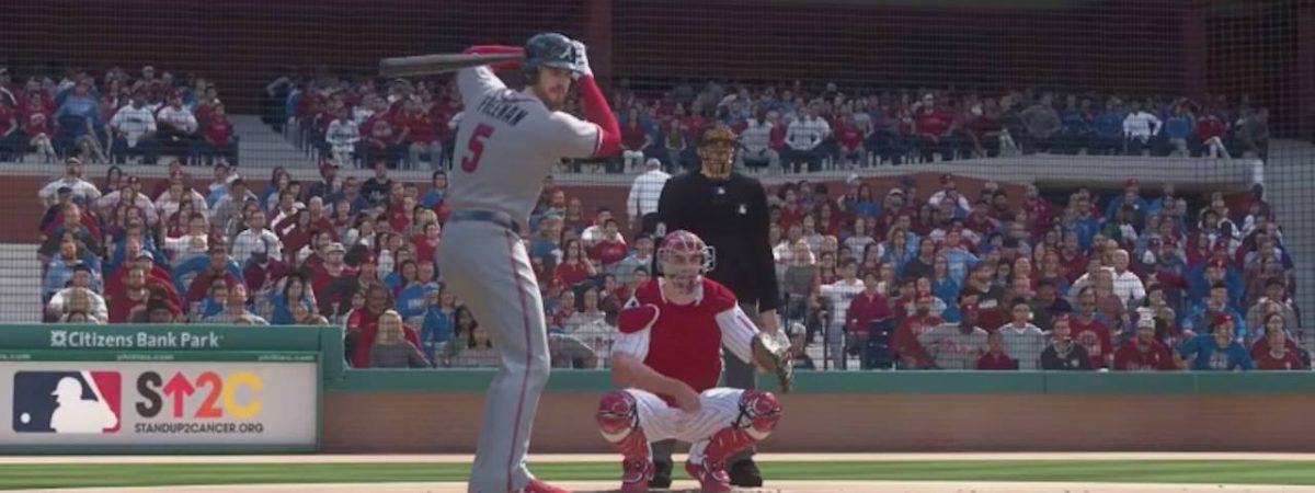 Freddie Freeman MLB The Show