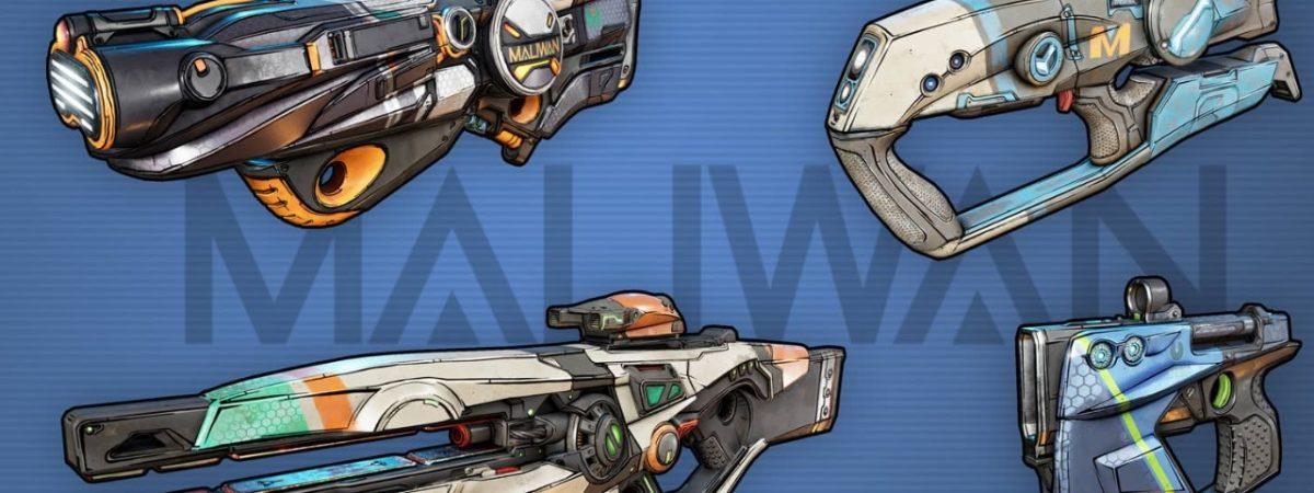 Gearbox Adds Rainbow Loot Tier to Borderlands 2