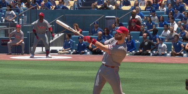 MLB The Show 19 Harper