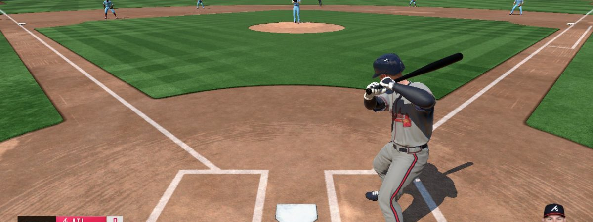 RBI Baseball 19 Atlanta