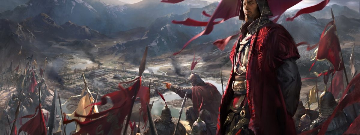 Total War Three Kingdoms Livestreams Feature Cao Cao