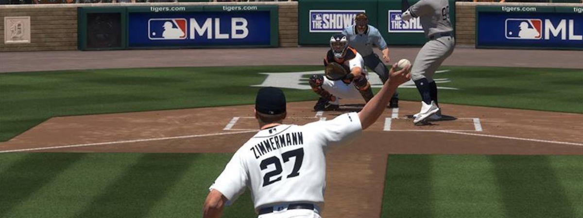 Zimmermann MLB The Show challenge