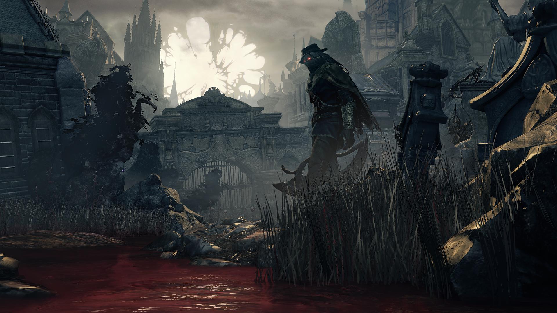Bloodborne board game adaptation