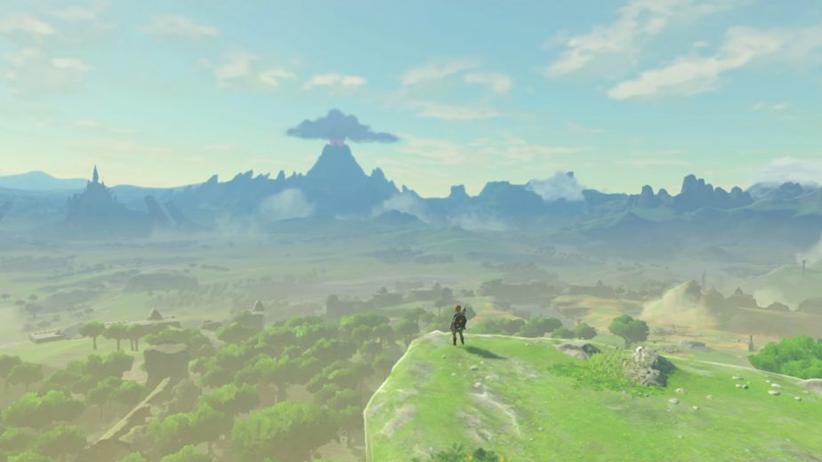 breath of the wild loading times
