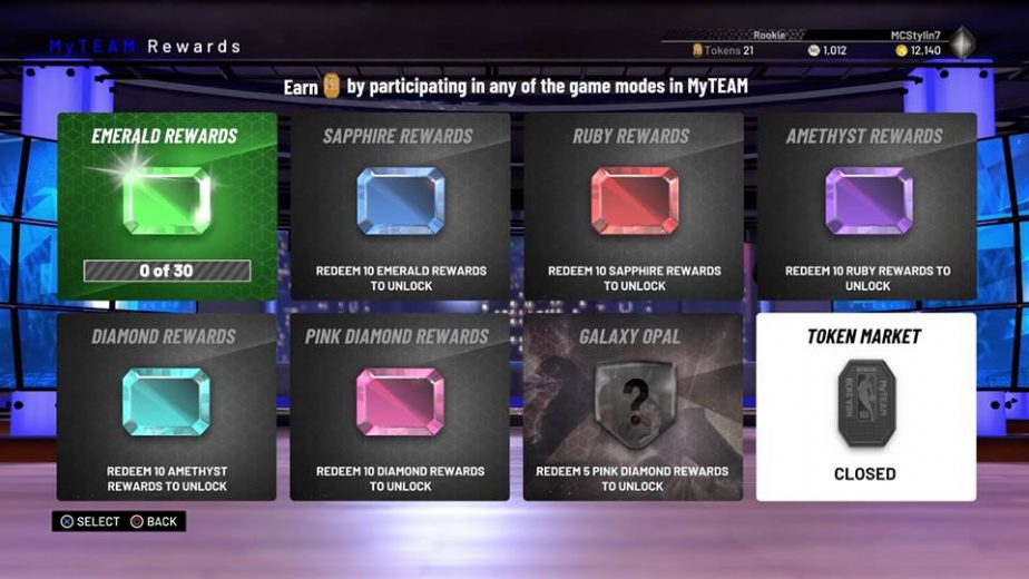 Nba 2k19 Pink Diamond