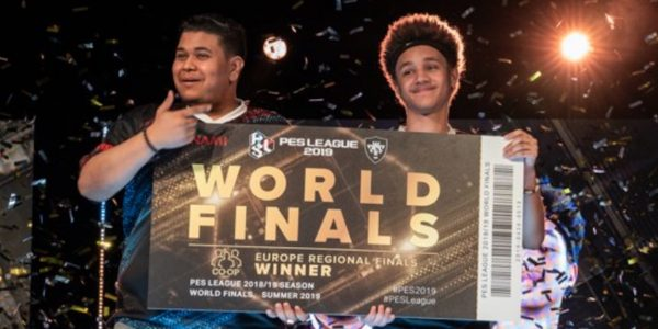 PES League 2019 World Final Competitors Decided in Thrilling Europe