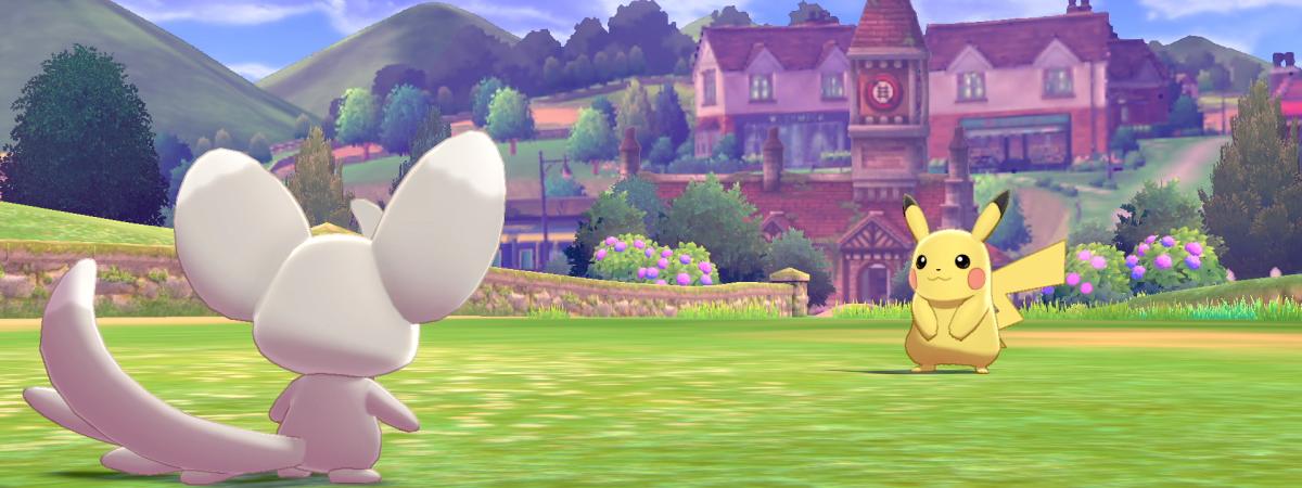 pokemon sword and shield handheld