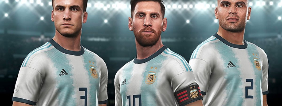 Pro Evolution Soccer 2019: PES Data Pack 5 0 Released With Updated
