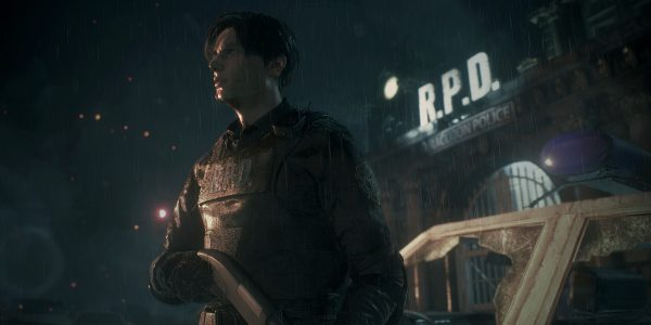 Resident Evil 2 rewards DLC