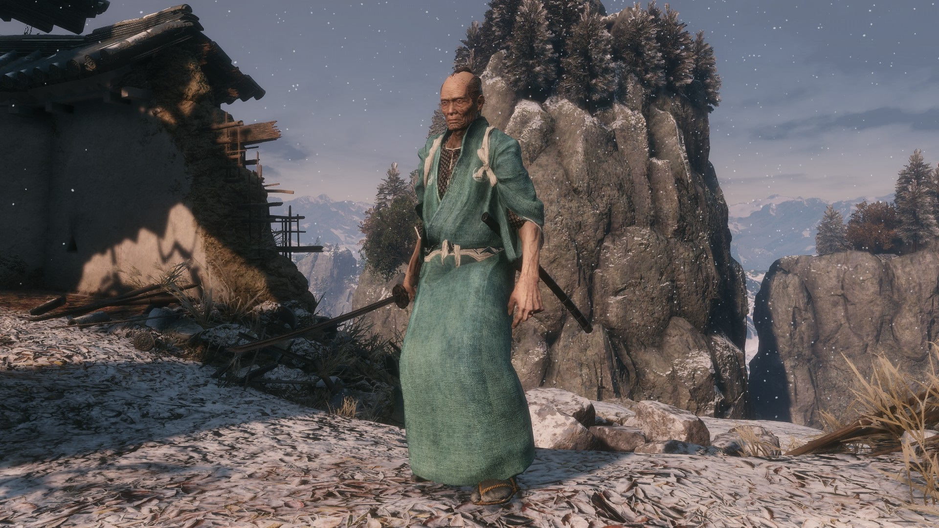 Sekiro Mod Allows Players to Dress Up As 25 Alternate Characters