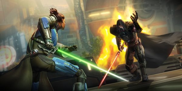 Star Wars The Old Republic Onslaught Expansion
