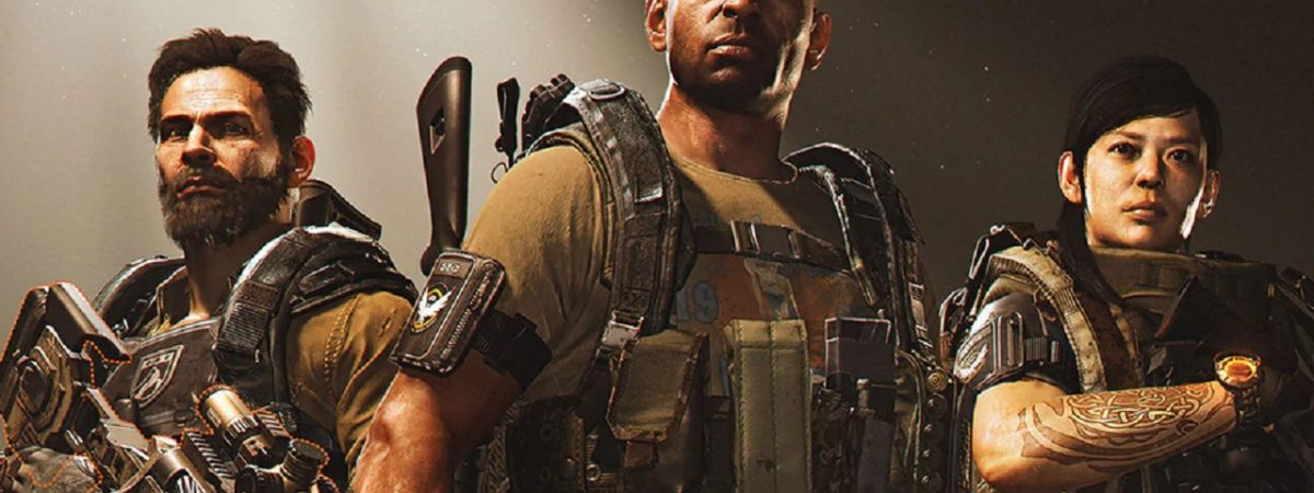 The Division 2 incoming public test server