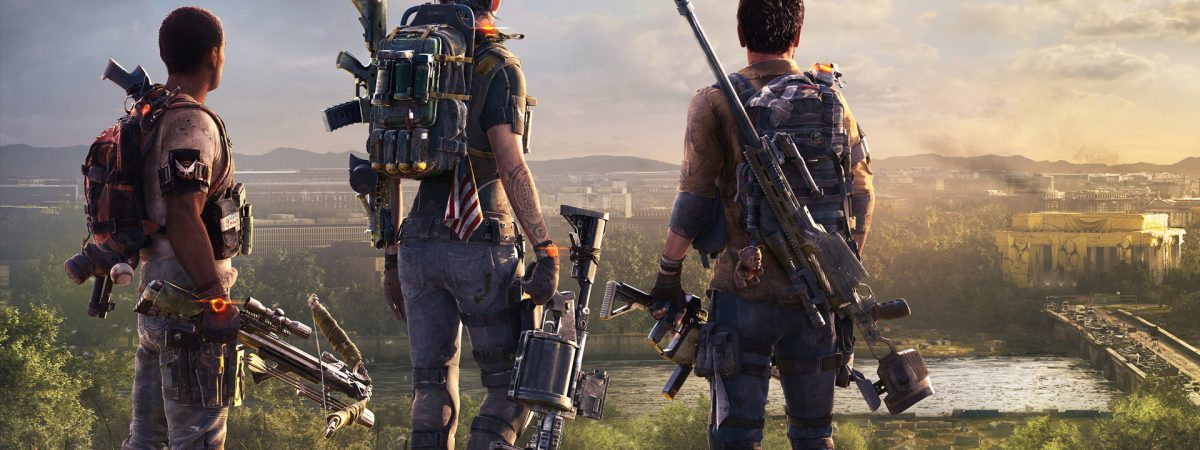 The Division 2 Invasion Apparel Cache Keys