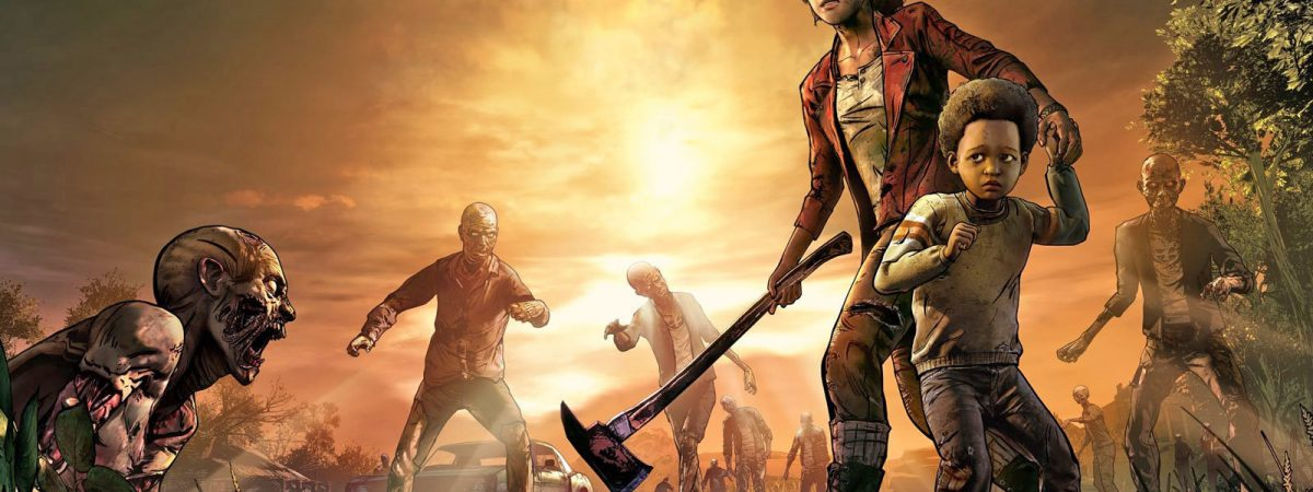 The Walking Dead Definitive Series Announced for PS4, Xbox