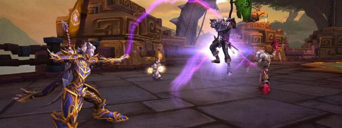 World of Warcraft Essence powers