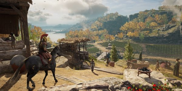 Odyssey Pushes Ubisoft Over 2 Billion in earnings