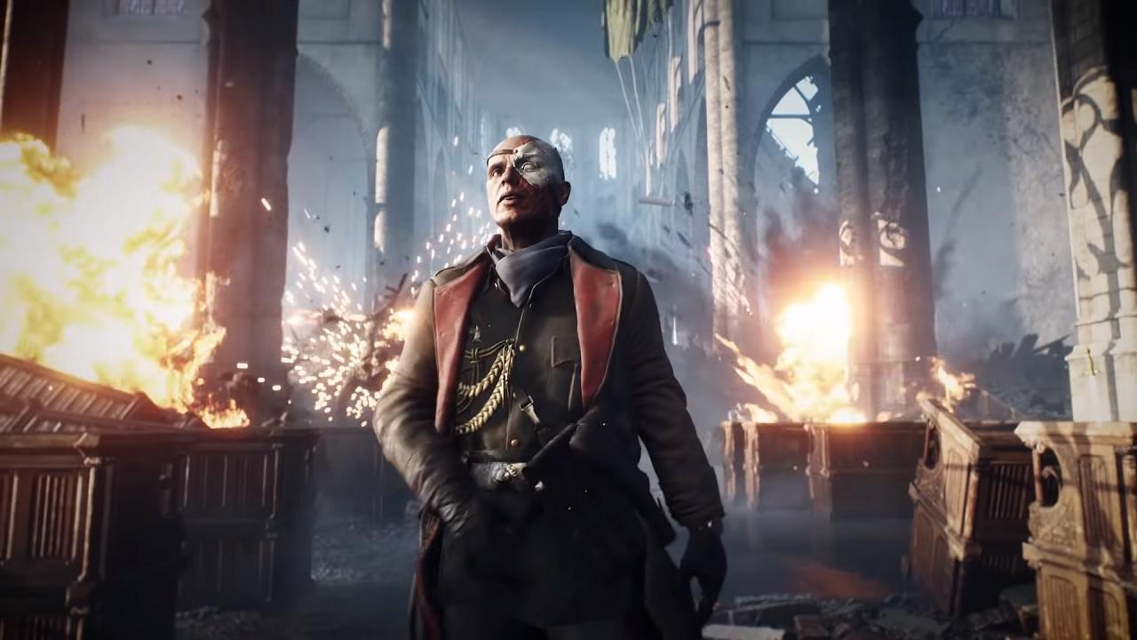 Battlefield 5 Elites: Wilhelm Franke is Now Available