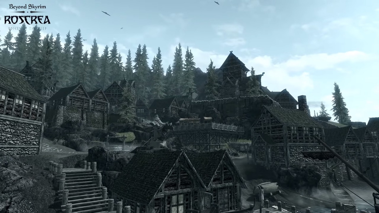 New Beyond Skyrim Developer Diary Showcases Impressive Progress