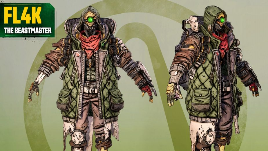 Borderlands 3 Cosplay Guides Released by Gearbox