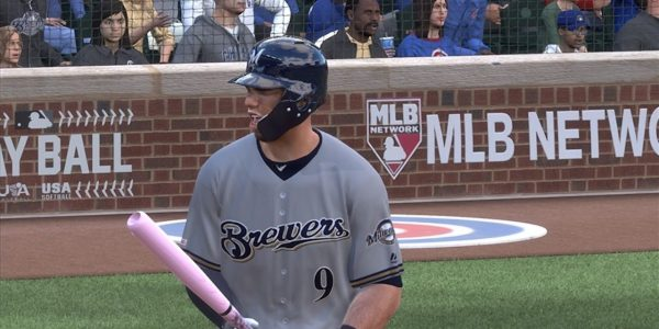 Brewers vs Cubs Gameplay Simulation